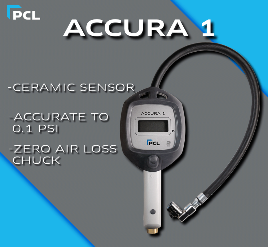 What Makes PCL's Accura 1 Tire Inflation Tool So Accurate?