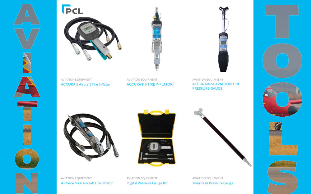 PCL's Aircraft Tire Inflation Tools - An Introduction