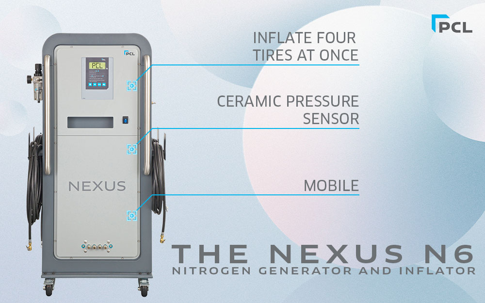 PCL's Nitrogen Generator and Inflator - The NEXUS N6