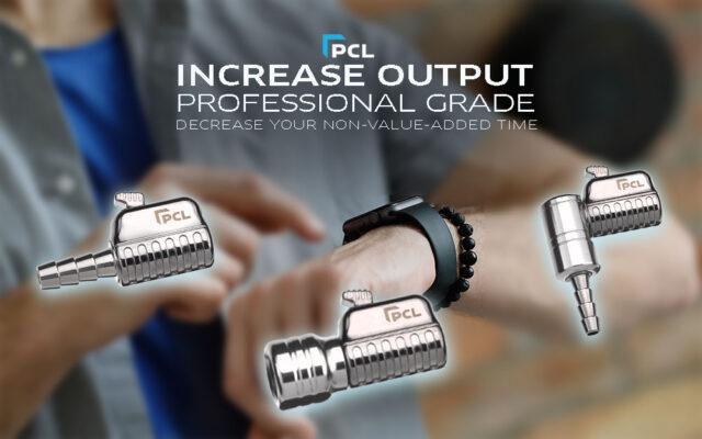 PCL's Clip-On Air Chucks