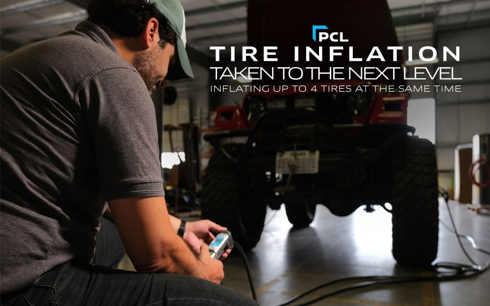 PCL's Tire Inflation Kit