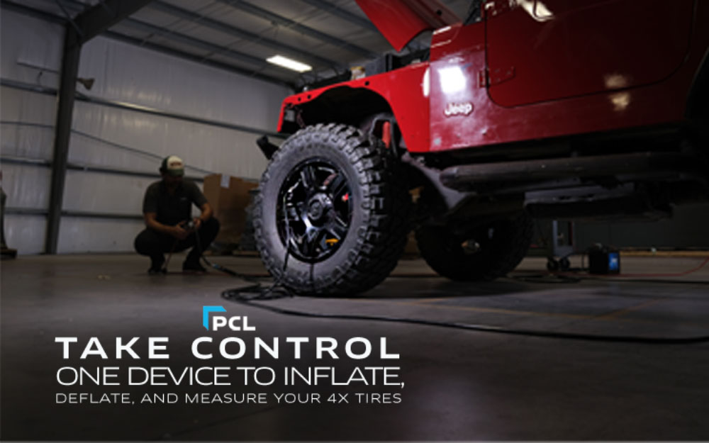 PCL's Tire Inflation Products