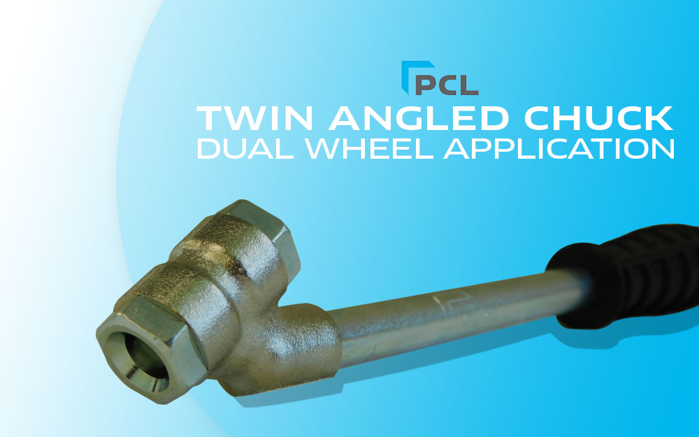 PCL's Twin Angled Air Tire Chucks - You Need This in Your Toolbox