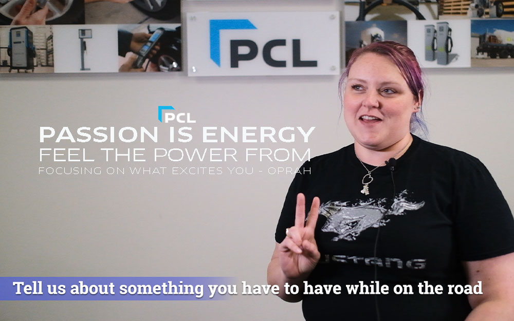 PCL's People with Passion Series