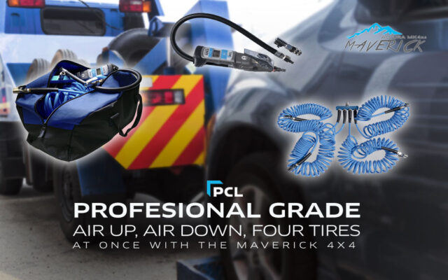 PCL's Digital Tire Inflation System