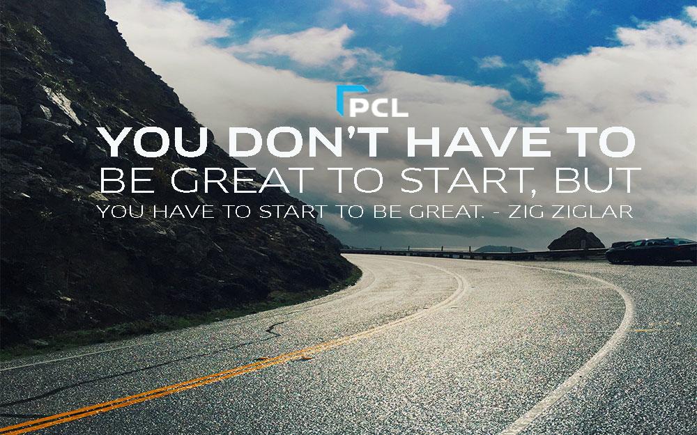 PCL's Monday Motivation