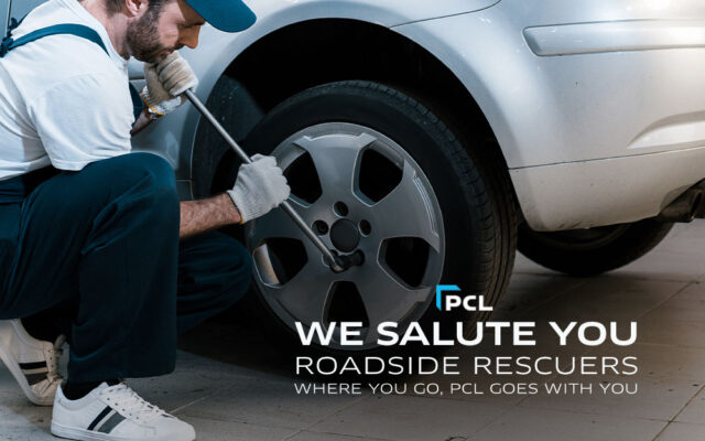 To all the roadside service workers out there, PCL salutes you!