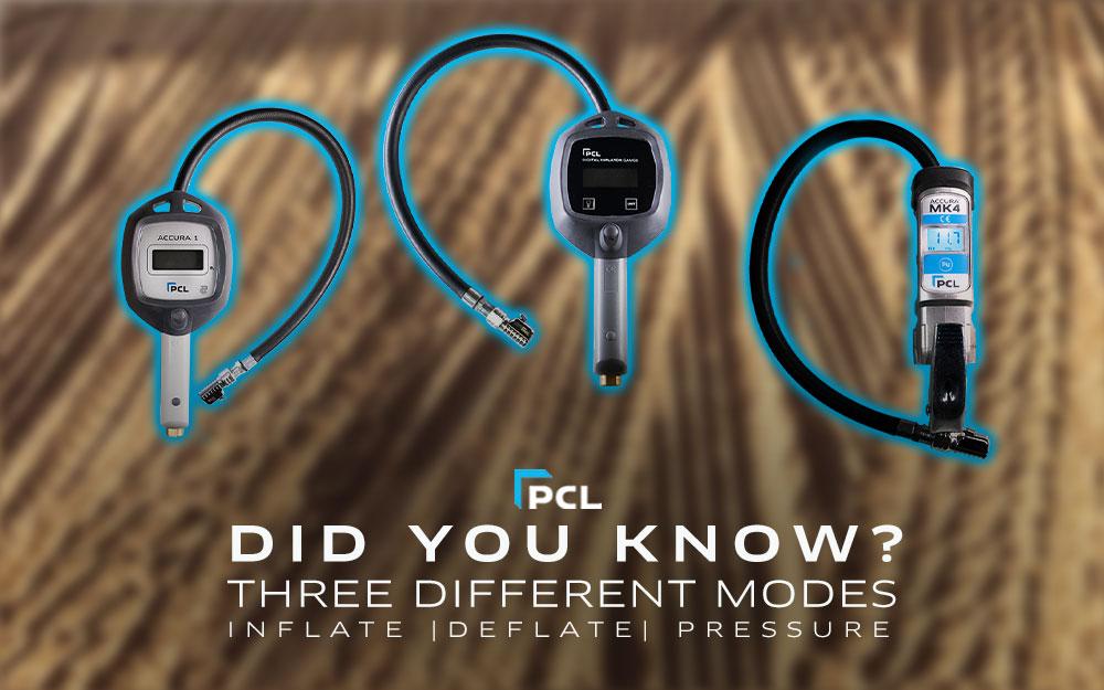 PCL's Best Tire Inflator Gauge