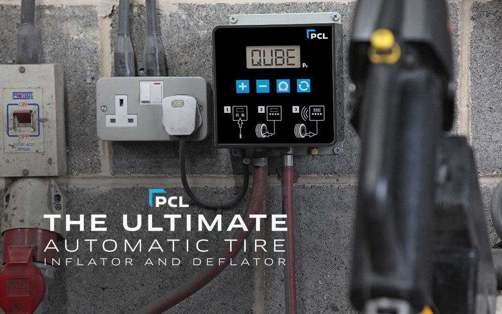PCL's Automatic Tire Inflation and Deflation System