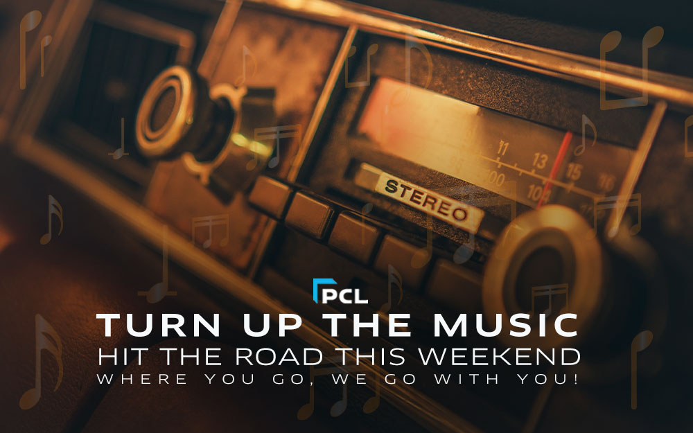 PCL Wants to Know - What's your weekend song?