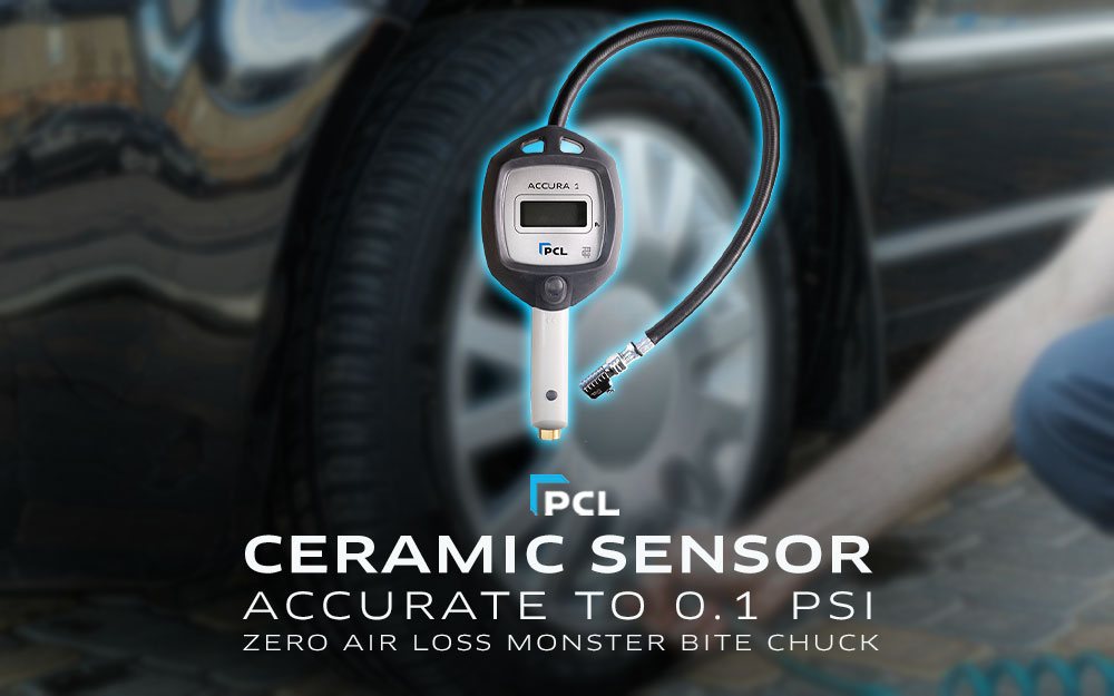 PCL's Best Digital Tire Inflator and Gauge