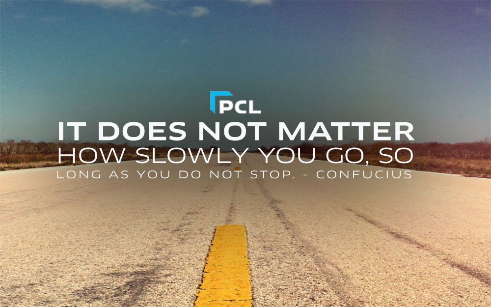 PCL's Motivational Monday
