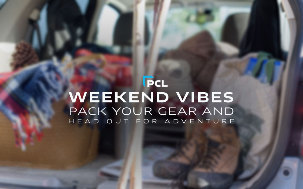 PCL's Weekend Vibes and Exciting News!