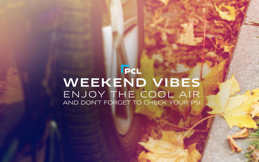 PCL's Weekend Vibes